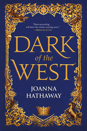 Dark of the West Book Cover - Click to open New Releases panel