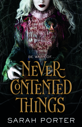 Never-Contented Things Book Cover - Click to open Top Sellers panel