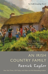 An Irish Country Family Book Cover - Click to open New Releases panel
