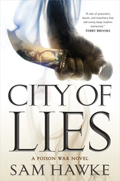 City of Lies Book Cover - Click to open Latest Guides panel