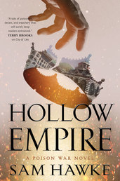 Hollow Empire Book Cover - Click to open Coming Soon panel