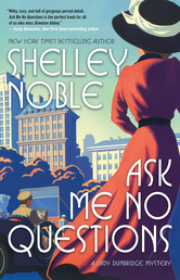Ask Me No Questions Book Cover - Click to open New Releases panel