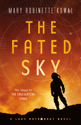 The Fated Sky Book Cover - Click to open Coming Soon panel