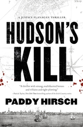 Hudson's Kill Book Cover - Click to open New Releases panel