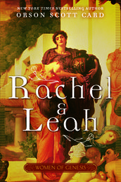 Rachel and Leah Book Cover - Click to open Coming Soon panel