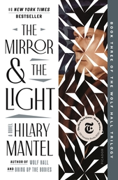 The Mirror & the Light Book Cover - Click to open Henry Holt panel