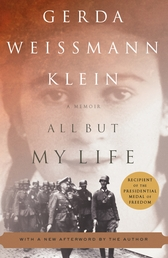 All But My Life Book Cover - Click to see book details