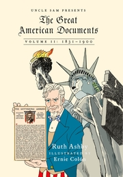 The Great American Documents: Volume II Book Cover - Click to open Coming Soon panel