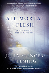 All Mortal Flesh Book Cover - Click to see book details