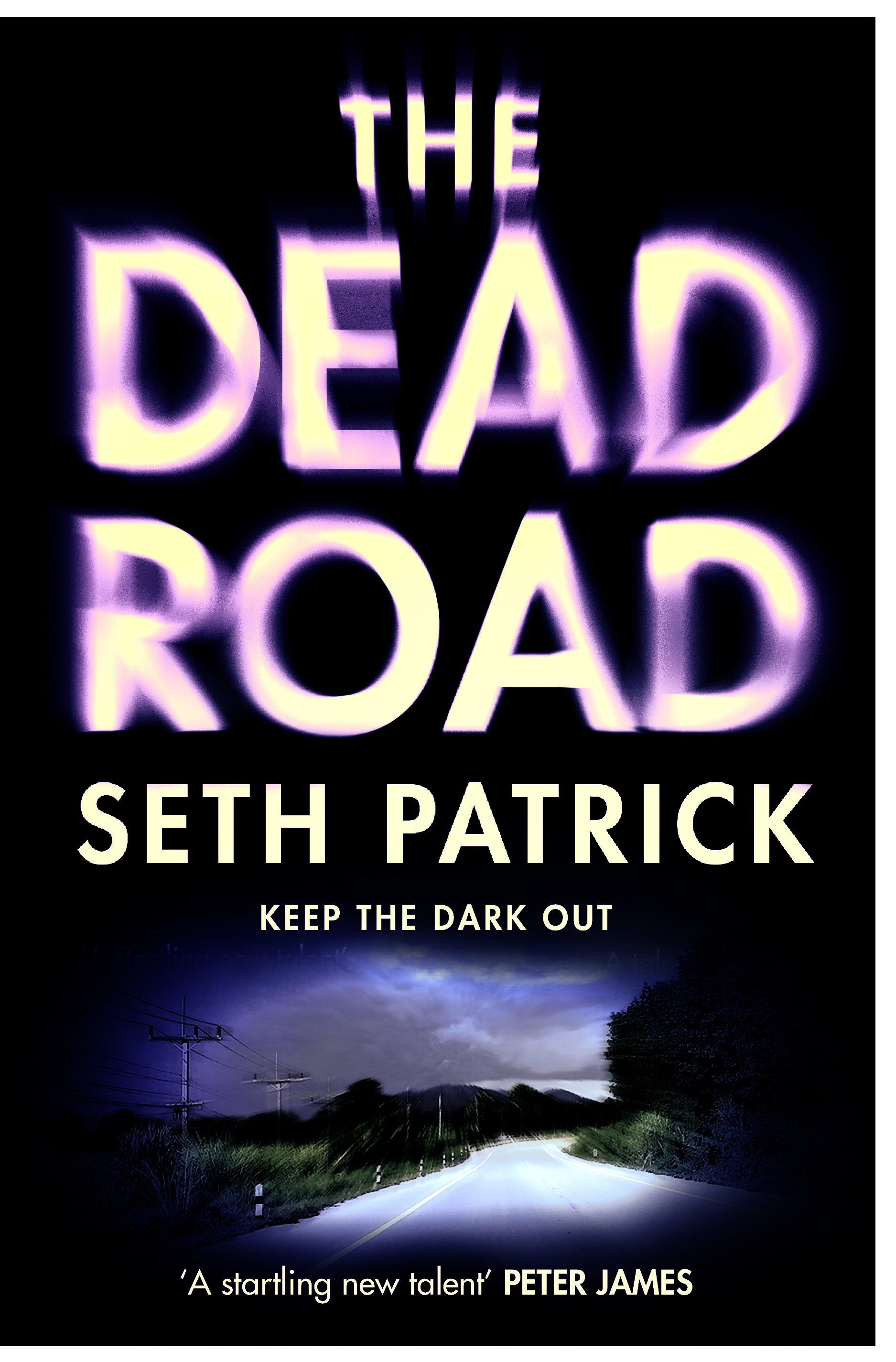 The Dead Road Book Cover - Click to open Coming Soon panel