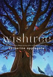 Wishtree Book Cover - Click to open Macmillan Kids panel