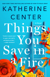 Things You Save in a Fire Book Cover - Click to open Top Sellers panel