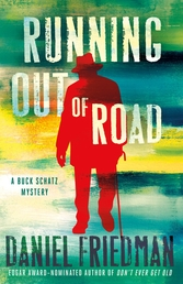 Running Out of Road Book Cover - Click to open New Releases panel