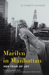 Marilyn in Manhattan Book Cover - Click to open New Releases panel