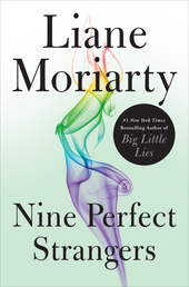 Nine Perfect Strangers Book Cover - Click to open Top Sellers panel