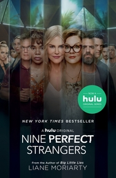 Nine Perfect Strangers Book Cover - Click to open New Releases panel