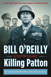 Killing Patton Book Cover - Click to see book details