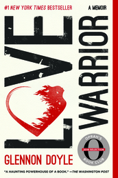 Love Warrior Book Cover - Click to see book details