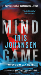 Mind Game Book Cover - Click to open Coming Soon panel