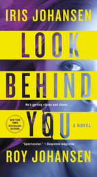Look Behind You Book Cover - Click to open Coming Soon panel