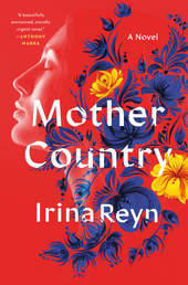 Mother Country Book Cover - Click to open Coming Soon panel