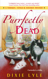 Purrfectly Dead Book Cover - Click to open Coming Soon panel