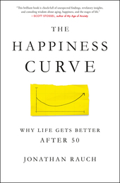 The Happiness Curve Book Cover - Click to open New Releases panel