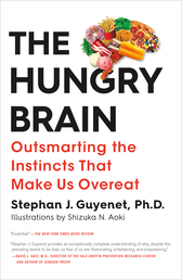 The Hungry Brain Book Cover - Click to open Coming Soon panel