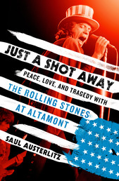 Just a Shot Away Book Cover - Click to open Coming Soon panel