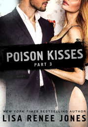 Poison Kisses Part 3 Book Cover - Click to open Coming Soon panel
