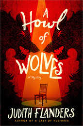 A Howl of Wolves Book Cover - Click to open New Releases panel