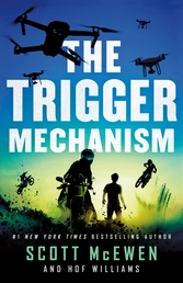The Trigger Mechanism Book Cover - Click to open New Releases panel
