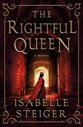 The Rightful Queen Book Cover - Click to open Coming Soon panel
