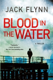 Blood in the Water Book Cover - Click to open Coming Soon panel