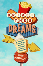 Drive-Thru Dreams Book Cover - Click to open Coming Soon panel