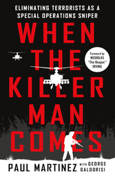 When the Killer Man Comes Book Cover - Click to open New Releases panel