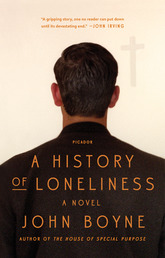 A History of Loneliness Book Cover - Click to see book details