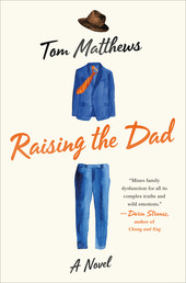 Raising the Dad Book Cover - Click to open New Releases panel