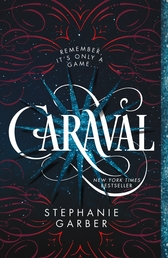 Caraval Book Cover - Click to open Coming Soon panel
