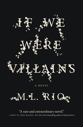 If We Were Villains Book Cover - Click to see book details