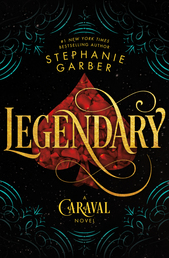 Legendary Book Cover - Click to open Coming Soon panel