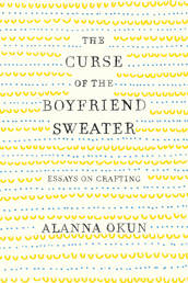 The Curse of the Boyfriend Sweater Book Cover - Click to see book details