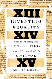 Inventing Equality Book Cover - Click to open New Releases panel