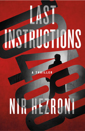 Last Instructions Book Cover - Click to open New Releases panel