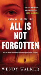All Is Not Forgotten Book Cover - Click to see book details