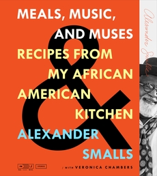 Meals, Music, and Muses Book Cover - Click to open Cookbooks panel