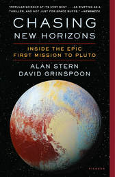 Chasing New Horizons Book Cover - Click to open Top Sellers panel