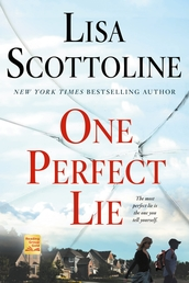 One Perfect Lie Book Cover - Click to open Latest Guides panel
