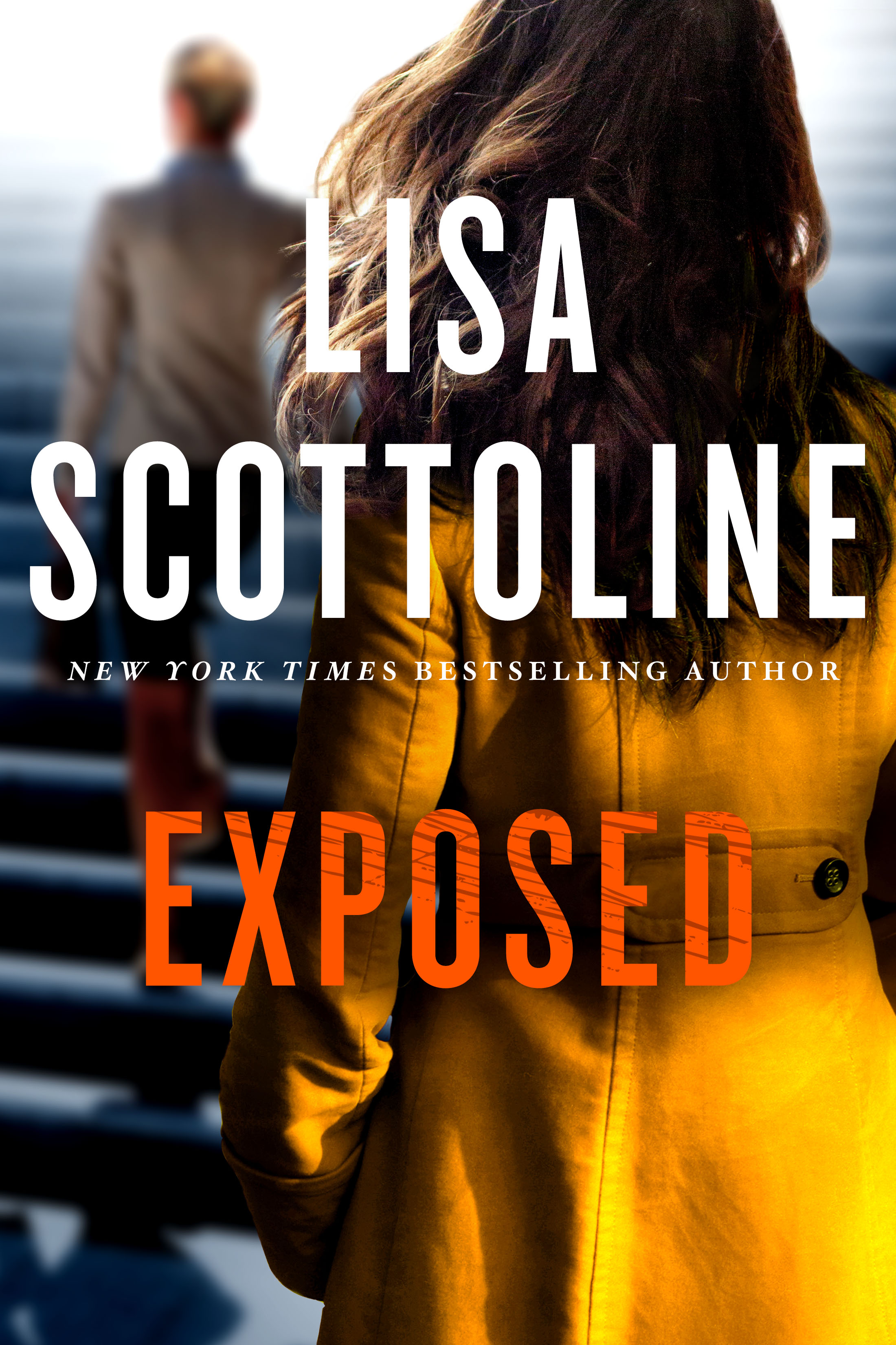 Exposed Book Cover - Click to open New Releases panel