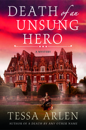 Death of an Unsung Hero Book Cover - Click to open New Releases panel